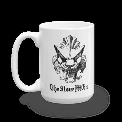SMG Lion Glossy Mug Handle on Left 15oz