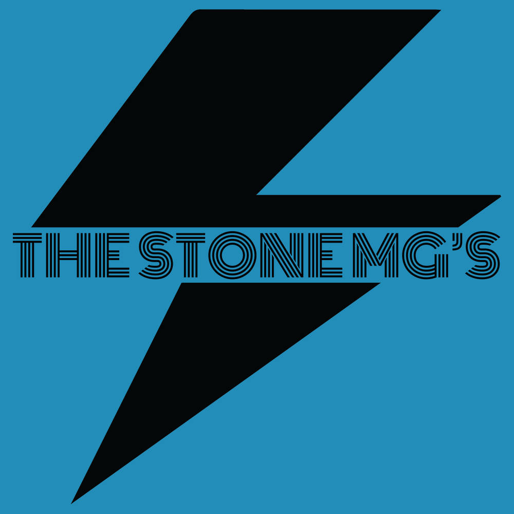 The Stone MG's Bolt T-Shirt
