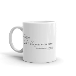 Shotgun Mick Mug 11oz