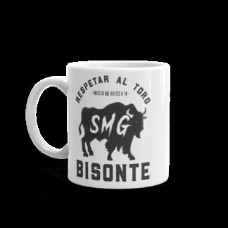 SMG Bison Mug 11oz 001