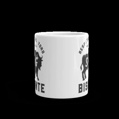 SMG Bison Mug 11oz 002
