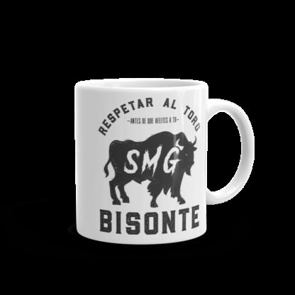 SMG Bison Mug 11oz 003
