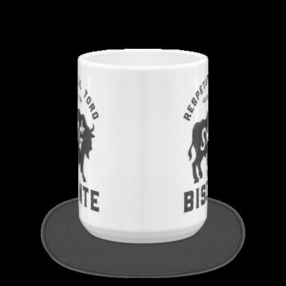 SMG Bison Mug 15oz 002