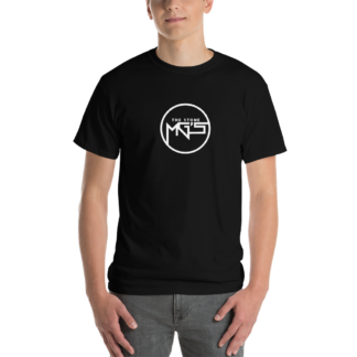 The Stone MGs Logo Shirt Black