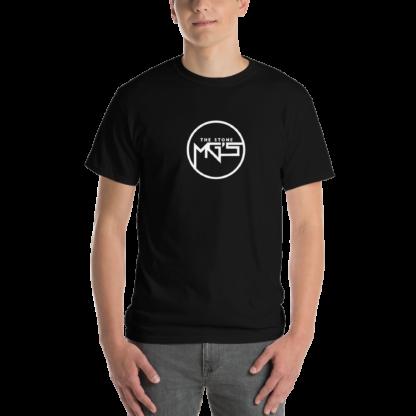 The Stone MGs Logo Shirt Black